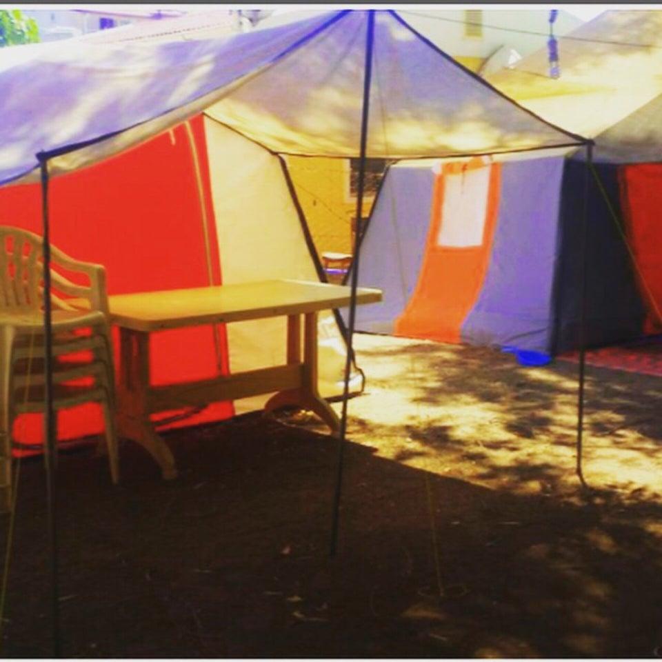 ürkmez kamp
