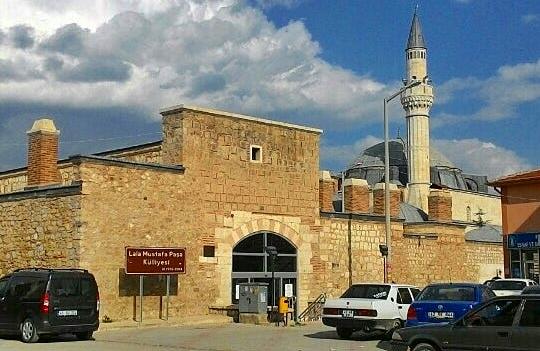 Lala Mustafa Paşa Külliyesi