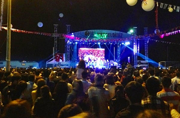 Konya Beyaz Kiraz Festivali