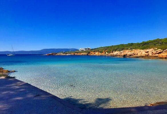 Ekmeksiz Plajı - Seferihisar Plajları