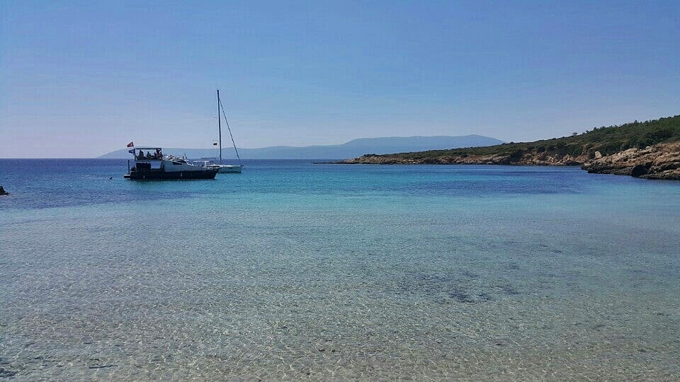Seferihisar Ekmeksiz Plajı