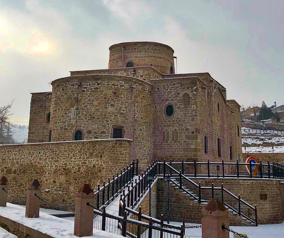 Aya Elenia Kilisesi ve Müzesi