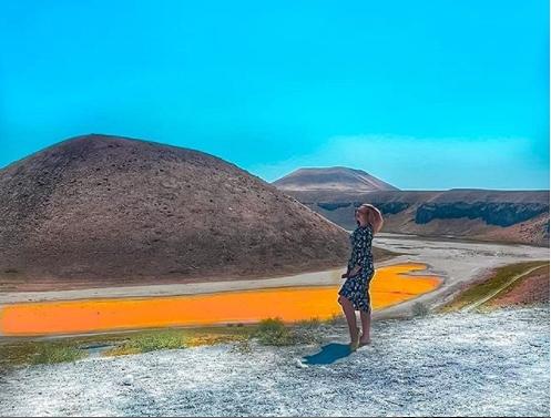 Konya Karapınar Meke Gölü