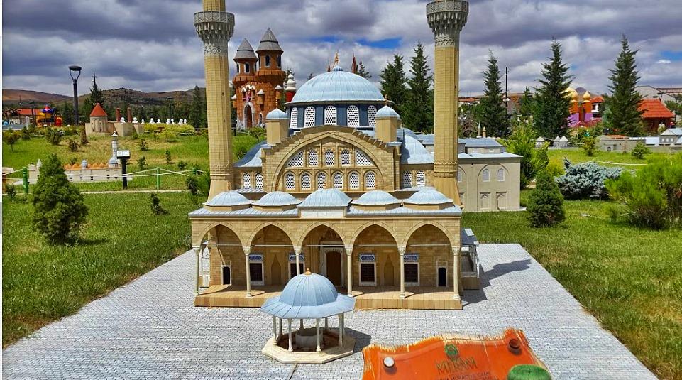 Cihan-ı Türk Abideler Şehri