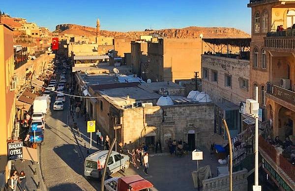 Eski Mardin Çarşısı