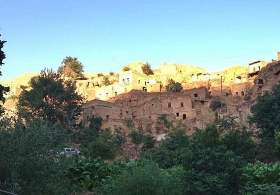 Mardin Kızıltepe Gurs Vadisi