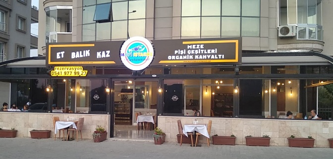 Mavi Istakoz Restorant