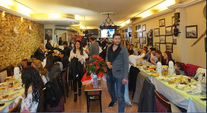 Orkinos Restaurant