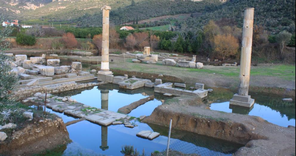 Claros Tarihi Yeri