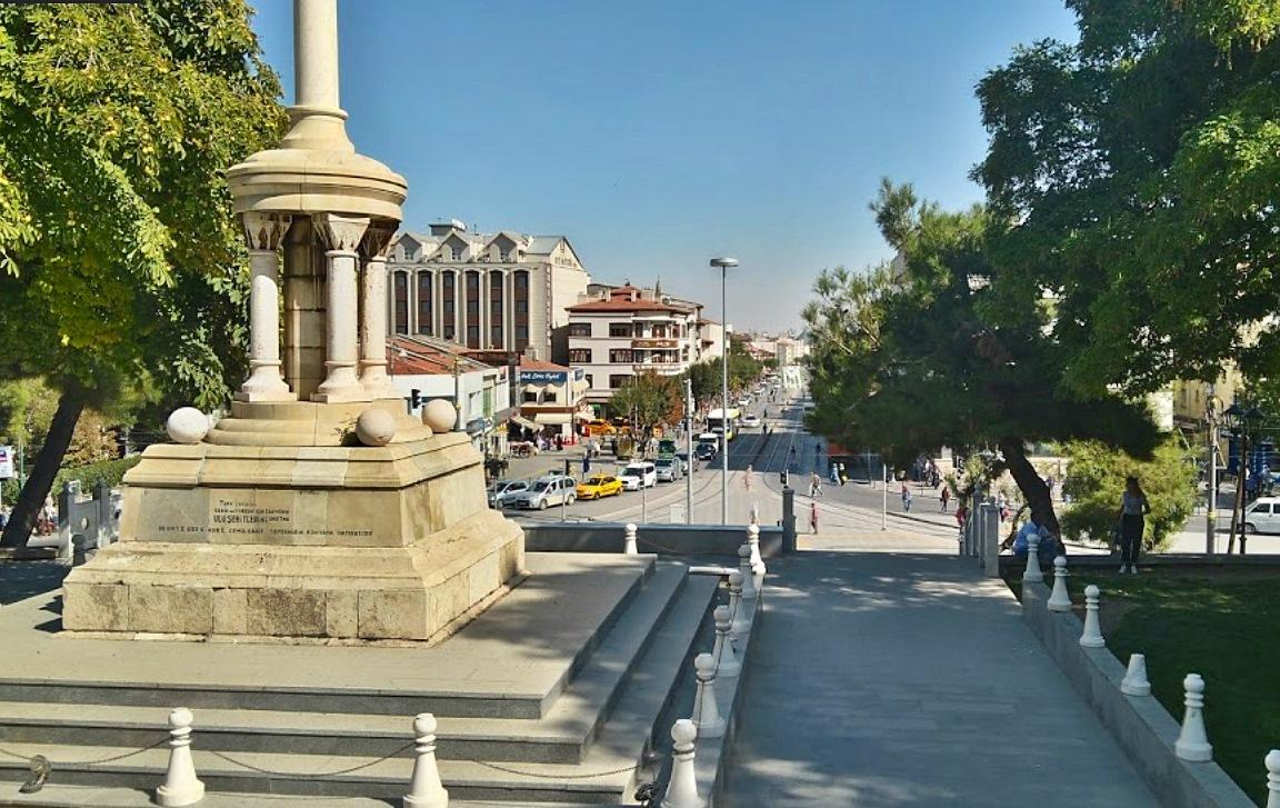 Konya Alaeddin Tepesi