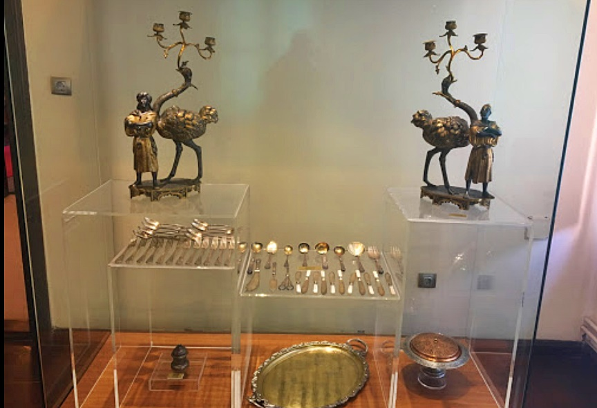 Atatürk Müzesi Değerli Eşyalar