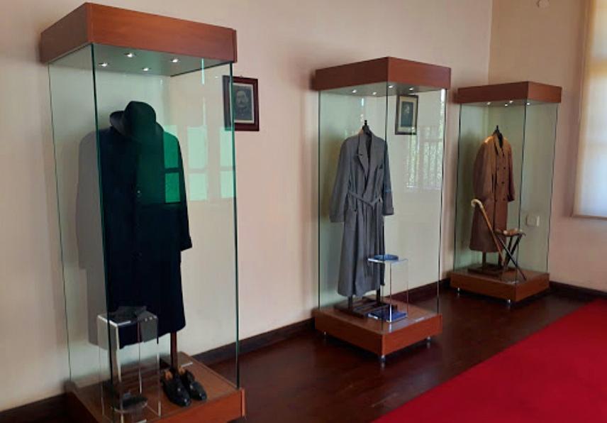 Atatürk Müzesi Takım Elbiseleri