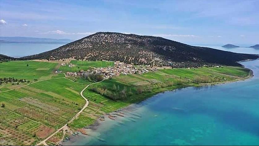 Konya Beyşehir Gölü