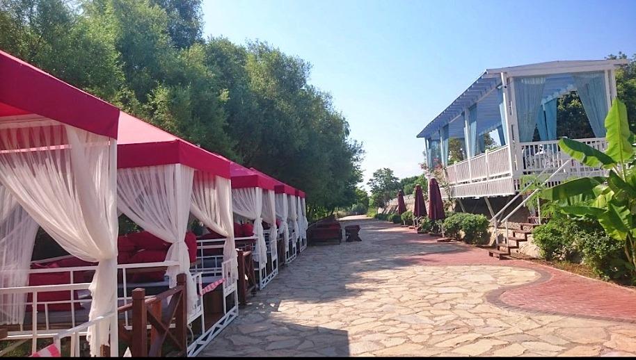 Antalya Düden Kafeleri