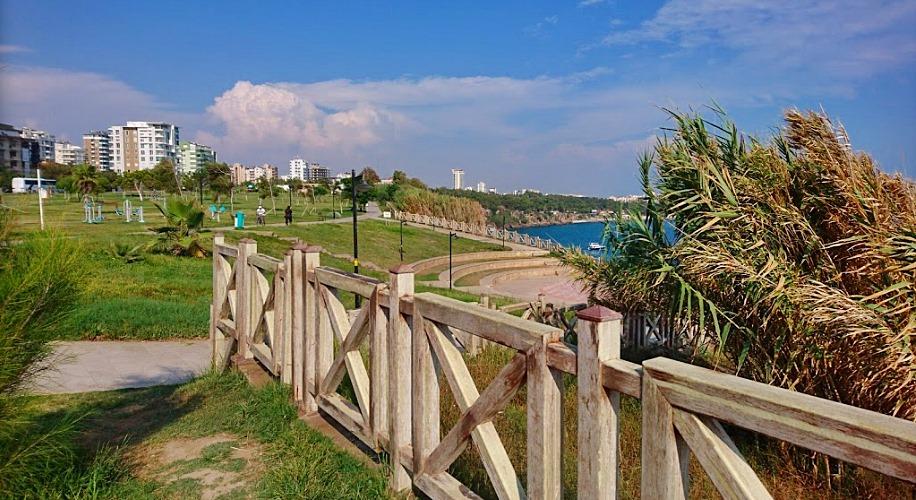 Antalya Düden Parkı