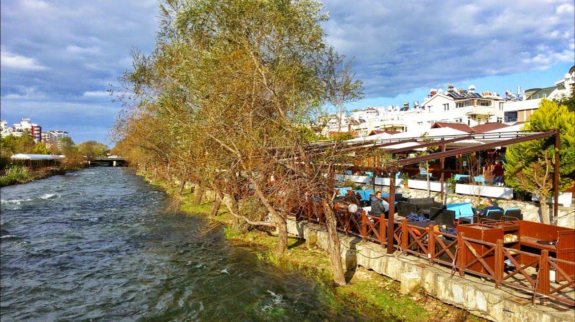 Antalya Şehrin İçinde Cennet