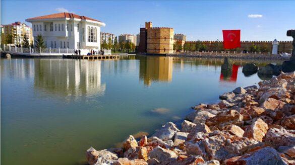 Ecdat Parkı Selçuklu