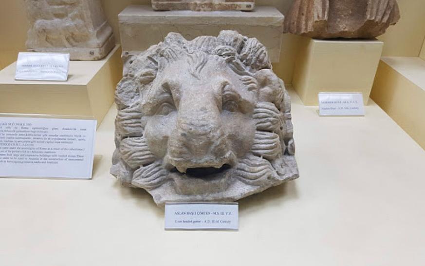 Konya Ereğli Müzesinde Sergilenen Eserler