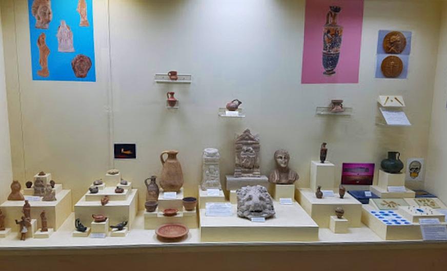 Ereğli Müzesinde Sergilenen Eserler