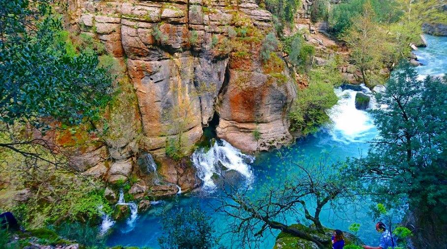 Manavgat Köprülü Kanyon Şelale