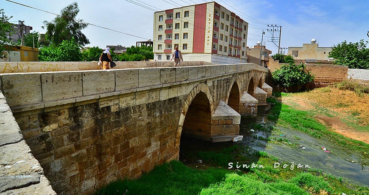 Mardin Kızıltepe Tarihi Taş Köprü