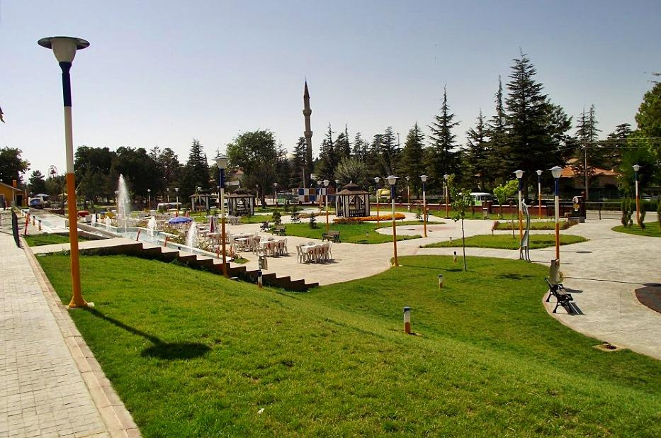 Kore Kardeşlik Parkı