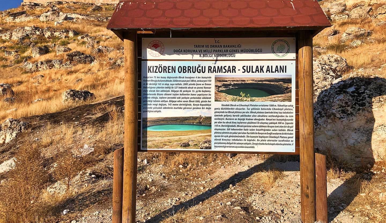 Obruk Gölü Hakkında