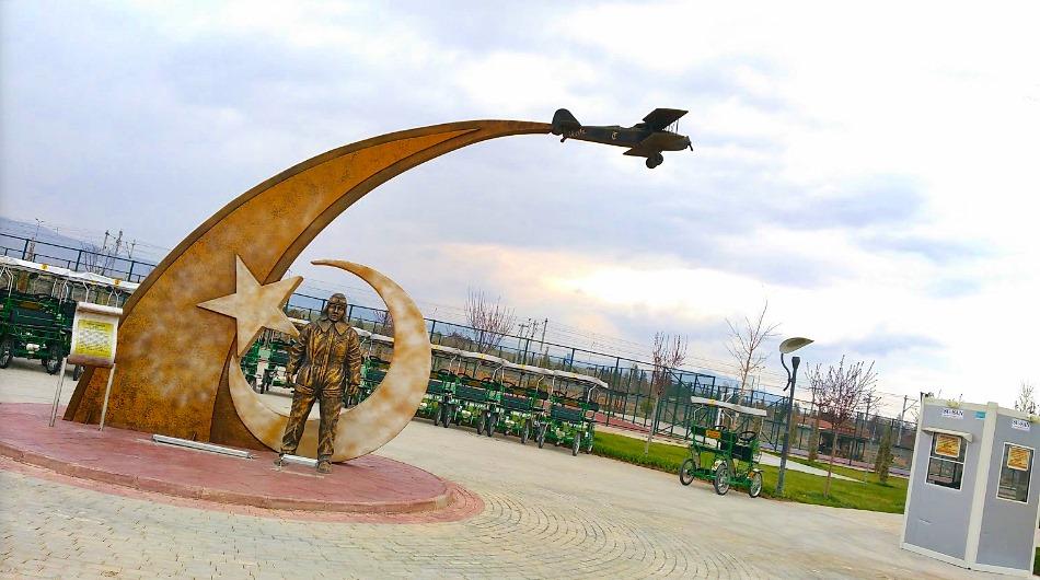 Türk Yıldızları Park