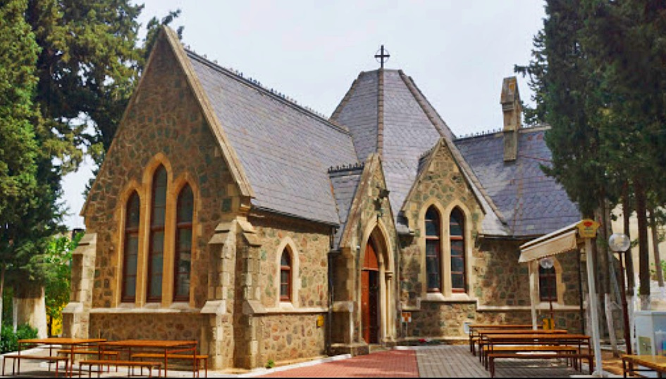 Protestan Kilisesi