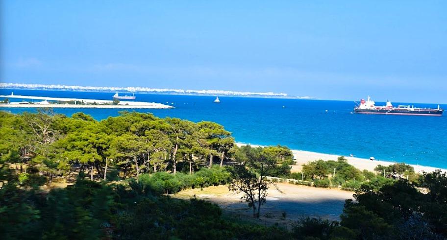 Kadınlara Özel Plaj Sarısu Plajı