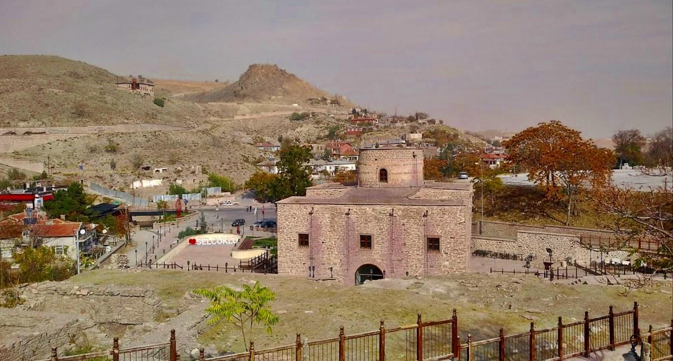 Tepe Şapeli (Süt Kilisesi)