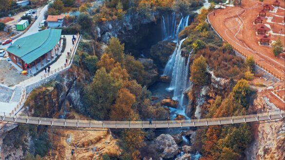 Yerköprü Şelalesi