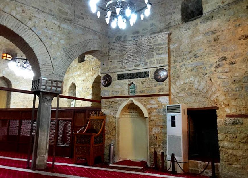 Antalya Yivli minare Cami
