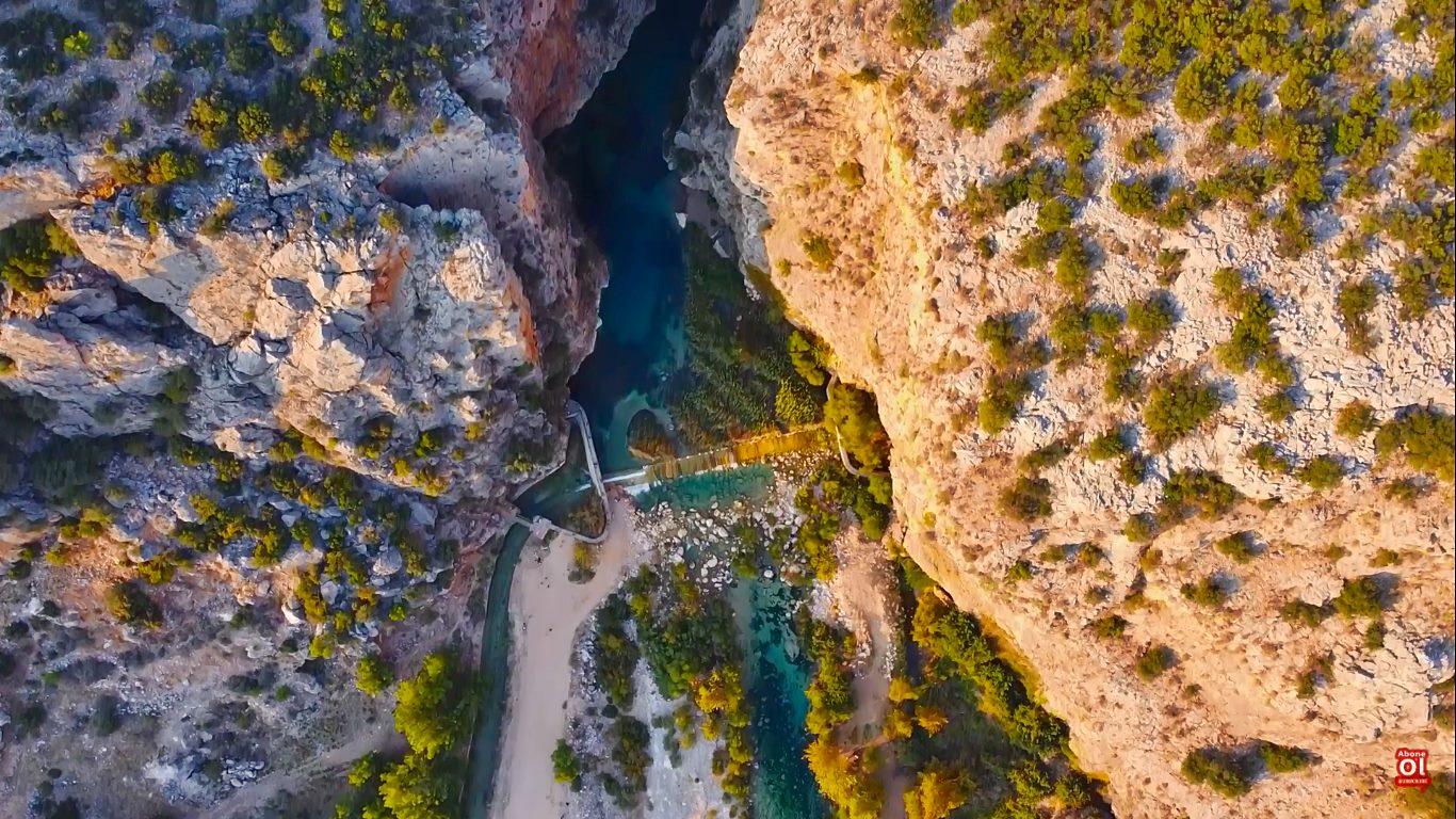 Kapuz Kanyonu